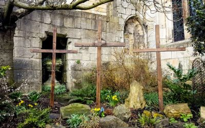 YouTube Services April 5-10, 2020: Palm Sunday and Holy Week